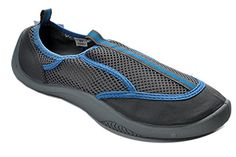 Tosbuy Slip Wave Pool Beach Aqua,yoga,exercise,outdoor,athletic,skiing,water Shoes(eu37,blue)