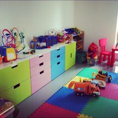 Image result for trofast playroom