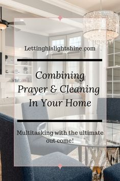 COMBINING PRAYER AND CLEANING IN YOUR HOME – Letting His Light Shine Sage Smudging, Prayer And Fasting, Inspirational Prayers, Bible Study Tools, Bible Notes, Bible Prayers, Prayer Room, Catechism, Praise God