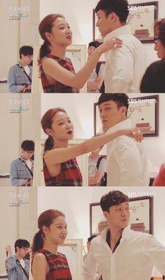 So Ji Sub & Gong Hyo Jin ♡