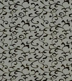 Home Decor Print Fabric-Signature Series Gypsy Dancer Aqua
