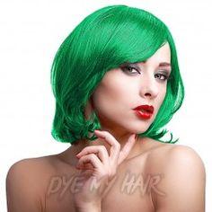 Stargazer Semi-Permanent Hair Dye (African Green)