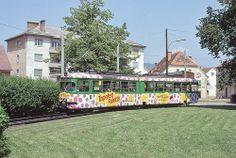 Trams de Graz (Autriche)