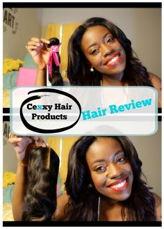 """Cexxy Hair Review