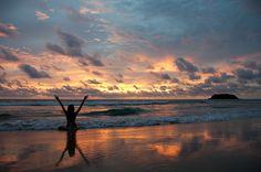 Paradise - Kata Noi Beach, Phuket, Thailand;  photo by movezig2101, via Flickr