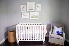 Nursery Tour With Jen Pinkston | theglitterguide.com