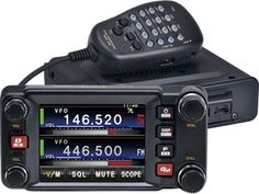Yaesu Original Dual-Band Analog/Digital Mobile Transceiver System Fusion - Great product, works as expected with no issues.This Yaesu that Radios, Arduino, Yaesu Radio, Radio Amateur, Ham Radio Equipment, Gps Navigation, Vans, Digital, Morse Code