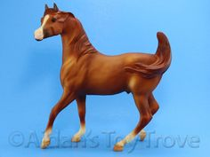 Breyer Traditional Model Horse - 751 Copper Arabian - Limited Edition Sham in Collectibles, Animals, Horses: Model Horses Childhood, Copper, Horses, Traditional, Model, Ebay, Animals, Infancy, Animales