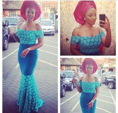 Beautiful Nigerian attire