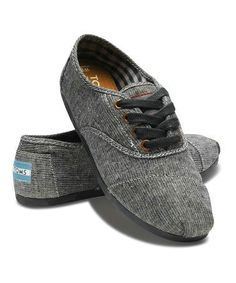 TOMS Denim Crochet Womens Classics just in and ready for your feet!
