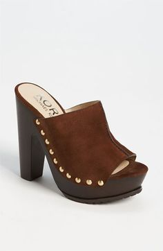KORS Michael Kors 'Kempsey' Mule available at #Nordstrom