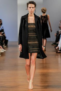 Collette Dinnigan Spring 2014 Ready-to-Wear Collection