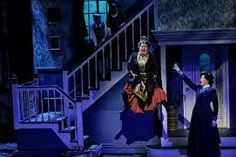 Image result for mary poppins miss lark