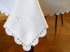 Hey, I found this really awesome Etsy listing at https://www.etsy.com/listing/125495438/white-embroidered-tablecloth-vintage
