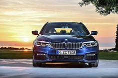 BMW 5 Series Touring (G31) (2017)