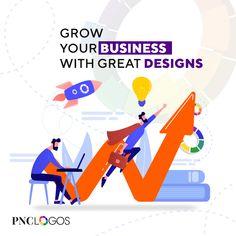 Help Logo, Business Logo Design, Creative Logo, Logo Design Services, Growing Your Business, The Help, Logos, Logo, Business Logos