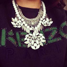 Картинка с тегом «Kenzo, jewelry, and necklace»