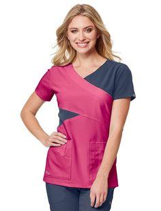 Scrubs, Nursing Uniforms, and Medical Scrubs at Uniform Advantage Stylish Scrubs, Scrubs Outfit, Uniform Advantage, Greys Anatomy Scrubs, Medical Uniforms, Medical Scrubs, Scrub Tops, Grey's Anatomy, Fashion Beauty