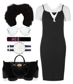 """Random :D"" by marvelfaith ❤ liked on Polyvore featuring Topshop, Michael Kors, Mulberry, Charlotte Russe and NYX"