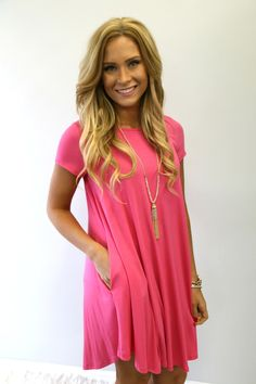 322568ea13a One More Time Dress  Pink - Off the Racks Boutique