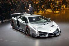 Lamborghini Veneno ::: 0-62 mph (0-100 km/h): 2.8 seconds