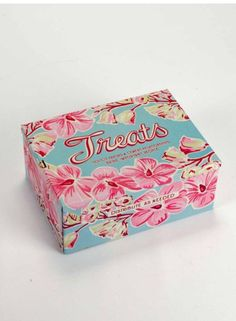 Treats Cigar Box -- Click image for more details. Decorative Accessories, Decorative Boxes, Sugar Plum Fairy, Spanish Tile, Cigar Boxes, Good Enough To Eat, Mid Century Modern Furniture, Flower Prints, Fabric Design