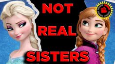 Film Theory: Disney's FROZEN - Anna and Elsa Are NOT SISTERS? ---- Normally I don't like theories like this, but this dude makes some pretty good points. Frozen And Tangled, Anna Frozen, Disney Frozen, Frozen Film, Disney And Dreamworks, Disney Pixar, Frozen Theory, Disney Secrets In Movies, Anna Y Elsa