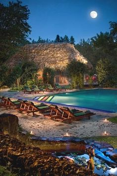 Enjoy Belize swimming in Coppola Resort's fresh water infinity pool, or explore the deep pools and cascading waterfalls of Privassion Creek. Belize Hotels, Belize Vacations, Belize Travel, Vacation Destinations, Hotels And Resorts, Dream Vacations, Vacation Spots, Belize Tours, Honeymoon Spots