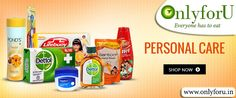 Buy personal care products in Onlyforu #online at #Hyderabad, A wide range of #personalcares are available here at our #online #grocery store. for more info visit us @ https://goo.gl/iKPh8D #organicstaples #grocerydelivery #onlinegrocerystore