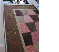 tutorial - Curved Border by Jo Ann Gruber
