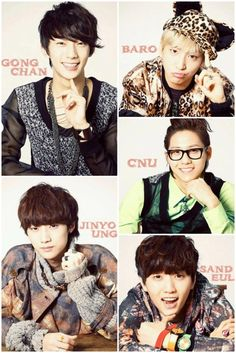 B1A4 CNU IS THE BEST
