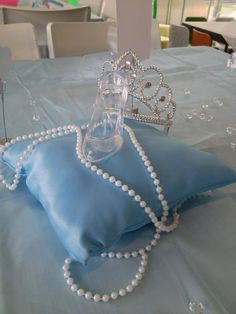 Cinderella centerpieces