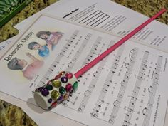 Another successful activity! Today I decided to talk a little about music with the girls. We talked about music and how there was uplifti. Young Women Activities, Primary Activities, Activities For Girls, Church Activities, Music Activities, Summer Activities, Family Activities, Fun Games, Activity Day Girls