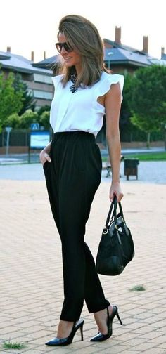 business casual dress best outfits - Find more ideas at business-casualforwomen.com