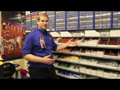 Master Model Builder Shows His LEGO Workshop - YouTube