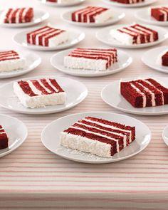 Red Velvet Wedding Cake. whatever dessert i choose will probably have red velvet flavoring.