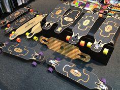 Loaded longboards