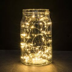 2m 20 led copper wire string light in bottle glass for decoration string lights oak leaf 2 set of micro 30 leds super bright warm white color wire rope lights battery operated on ft long copper color ultra thin string mozeypictures Gallery
