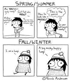 Sarah's Scribbles Comic Strip, October 03, 2015     on GoComics.com