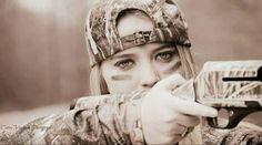Senior pictures. Duck hunting