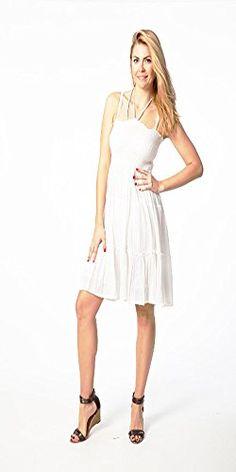 Smocked Tube Midi Dress (LARGE) Club Z Collection http://www.amazon.com/dp/B00RC2MD9K/ref=cm_sw_r_pi_dp_mL8Uub1VTMETM