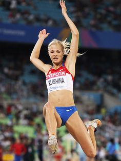 DARYA KLISHINA, RUSSIA photo | Darya Klishina