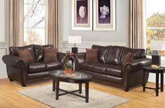 Emerson Upholstery Vintage Living Room Set 50425-Set