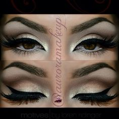 such cool eyeliner