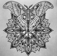 would be a great sternum piece!