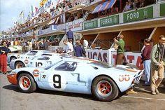 1968 J.W. Engineering entries. SS
