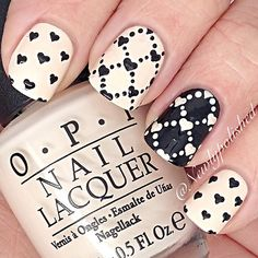 valentine by newlypolished #nail #nails #nailart