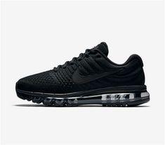 d4007391377 Fashion Casual Shoes Air Max Black 006 36-45