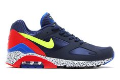 NIKE AIR MAX 180 (MIDNIGHT NAVY) | Sneaker Freaker