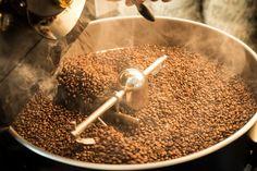 Hmmm, lecker! Der Duft von frisch geröstetem #Kaffee.#Tchibo